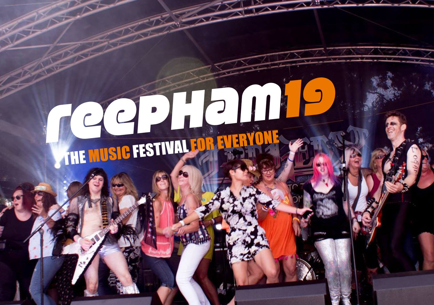 Reepham Musical Festival August 2019